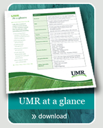 UMR Web download at a glance